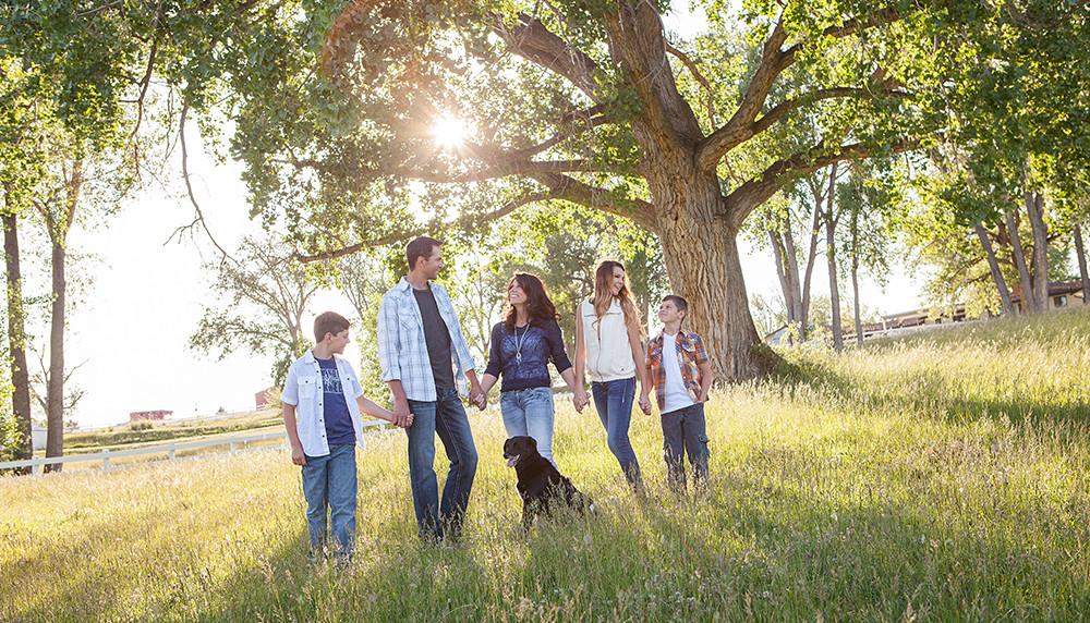 The Tucker Family